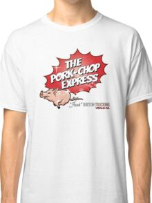 Pork Chop Express - Distressed Variant Classic T-Shirt