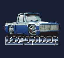 Cartoon lowrider Kids Tee