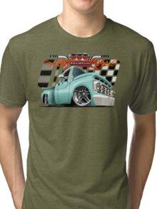 Cartoon lowrider Tri-blend T-Shirt
