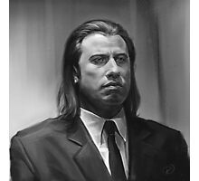 Vincent Vega Photographic Print