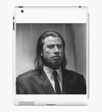 Vincent Vega iPad Case/Skin