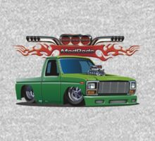 Cartoon lowrider Baby Tee