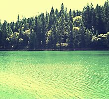 Color Shift- Boca Reservoir by jessicatalia