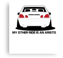 Other Ride is an Aristo Canvas Print