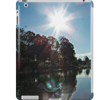 Light Refractions on a Dam 11 iPad Case/Skin