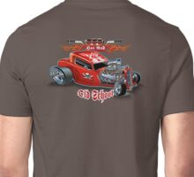 Cartoon Hot Rod Unisex T-Shirt