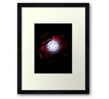 The Tony Within You Framed Print