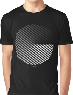 Stripes can be in a disc Graphic T-Shirt