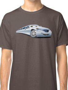 Cartoon Limo Classic T-Shirt