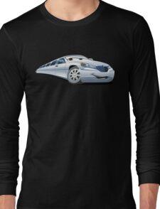 Cartoon Limo Long Sleeve T-Shirt