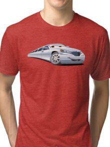 Cartoon Limo Tri-blend T-Shirt