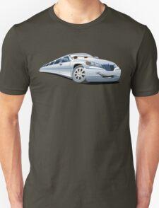 Cartoon Limo Unisex T-Shirt