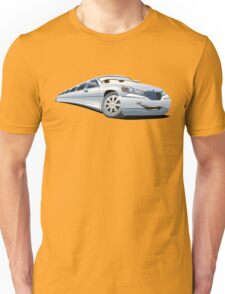 Cartoon Limo Unisex T-Shirt