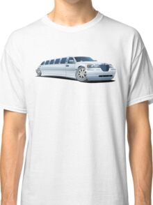 Cartoon limousine Classic T-Shirt