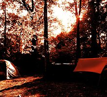 Campsite by m1k3ybLuE