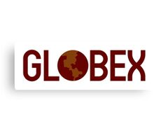 GLOBEX Corporation Canvas Print