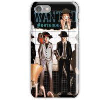 ONE PIECE #01 iPhone Case/Skin