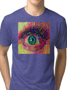 Magic Eye Tri-blend T-Shirt
