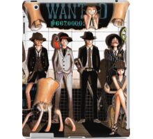 ONE PIECE #01 iPad Case/Skin