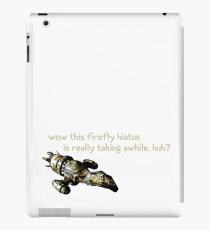 Firefly Hiatus iPad Case/Skin