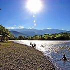 Rio Frio, Colombia III by Al Bourassa