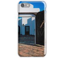Doors and Windows iPhone Case/Skin