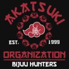 Akatsuki organization by CarloJ1956
