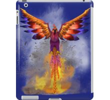 Phoenix Rising 2 iPad Case/Skin
