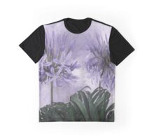 Floral home decoration. Agapanthus 7 Graphic T-Shirt