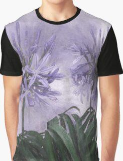 Floral home decoration. Agapanthus 7 Graphic T-Shirt