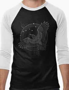 NORTHERN RAVEN Men's Baseball ¾ T-Shirt