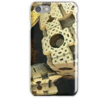 cube station iPhone Case/Skin