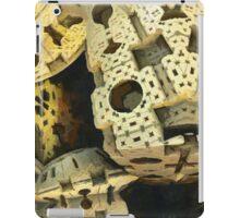 cube station iPad Case/Skin