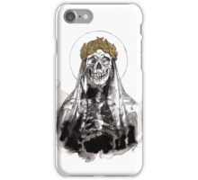 Marw of the Golden Crown iPhone Case/Skin