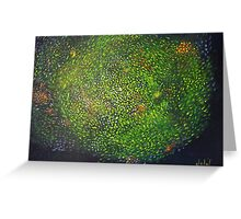 Cellular Universe 5 Greeting Card