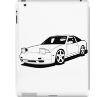 240sx Popups iPad Case/Skin