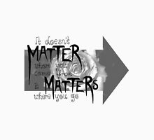 Frank Turner - It Matters... Unisex T-Shirt