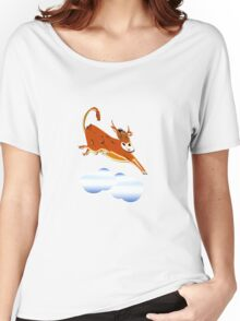 A Leap for Joy Women's Relaxed Fit T-Shirt