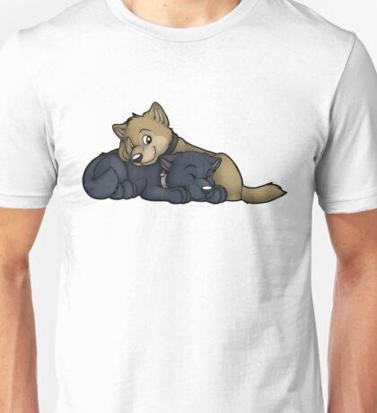 Hige & Blue Unisex T-Shirt