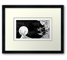 Pirate Cats Framed Print