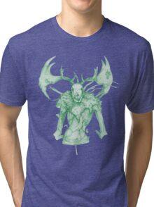 Green Leshen Tri-blend T-Shirt