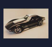 Tough 69 Corvette One Piece - Short Sleeve