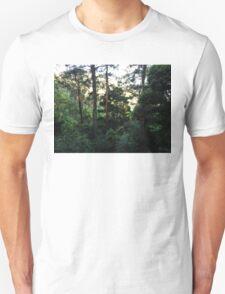 Running through the Jungle Unisex T-Shirt