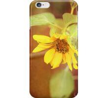 Dreaming Sunflower iPhone Case/Skin