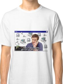 IT CROWD ROY Classic T-Shirt