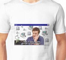 IT CROWD ROY Unisex T-Shirt