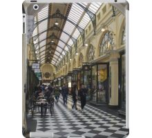 Royal Arcade -  Melbourne, Vic.  Australia.  iPad Case/Skin
