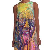 Glastonbury Festival 2017 A-Line Dress