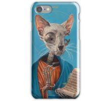 Felis Catus iPhone Case/Skin