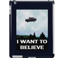 I Want To Believe In Harry iPad Case/Skin